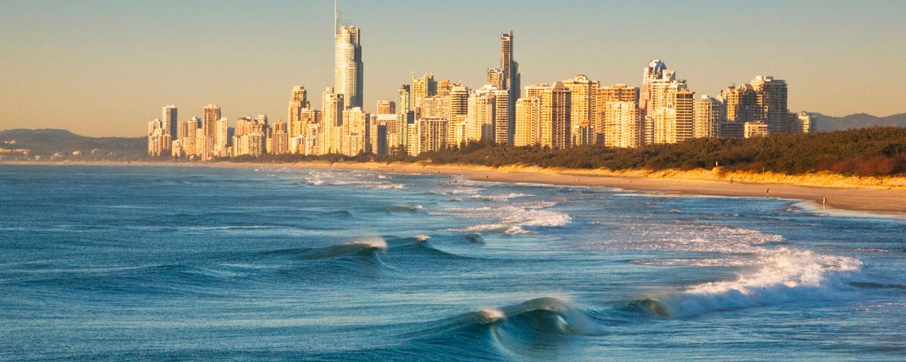 Carte Australie Surfers Paradise.Hotels Sur Gold Coast Selection Hotels Voyage Surfers