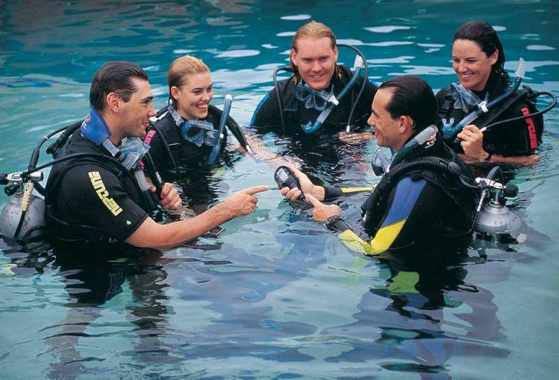 Combien coute un cours de plongee