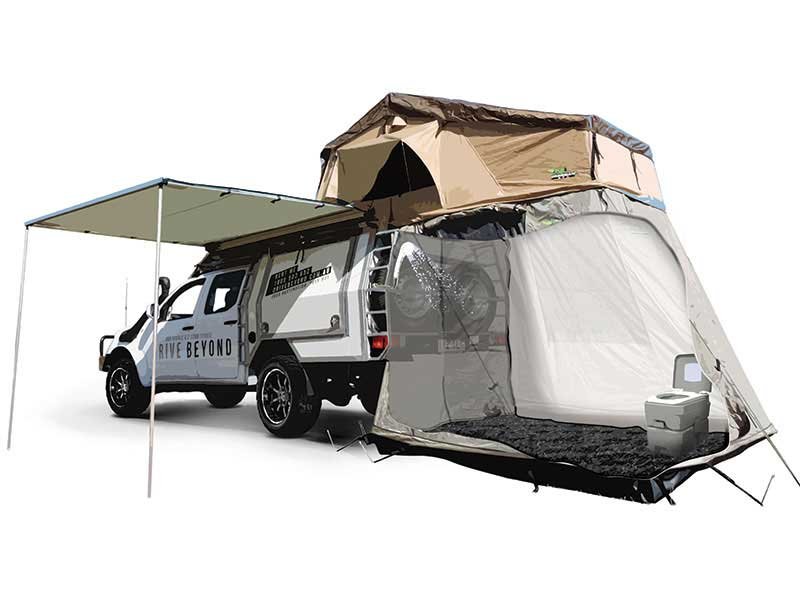 beyond drive 4wd 2 tentes de toit camping car 4x4 5 personnes voyages australie la carte. Black Bedroom Furniture Sets. Home Design Ideas
