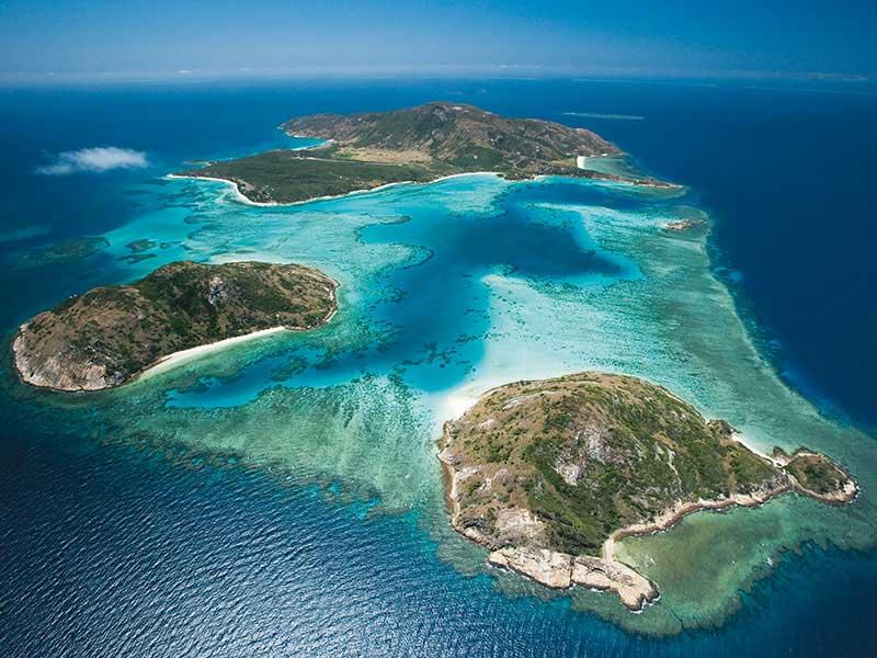 Australie - Lizard Island Resort © Tourism Queensland Darren Jew