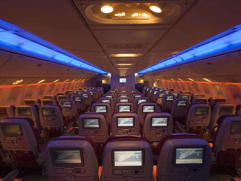 Qatar Airways - Classe économique