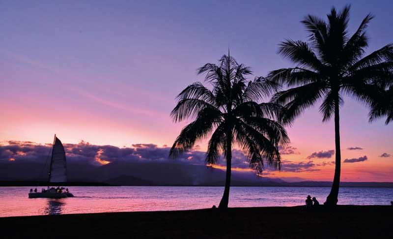 Australie - Port Douglas - Croisière coucher de soleil