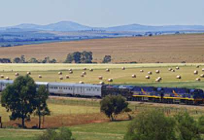 Australie Train Indian Pacific
