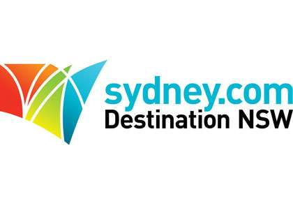 Logo de l'office du tourisme de Sydney