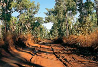 Kimberley National Park Gibb River road