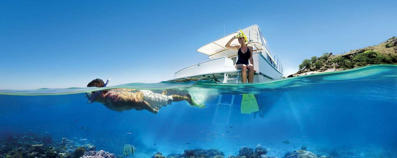 Queensland - Great barrier Reef